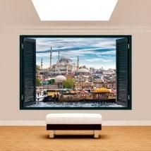 Ventanas 3D Ciudades Estambul
