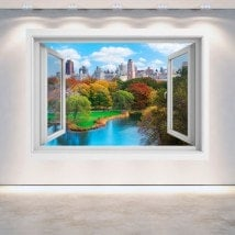 Ventanas 3D Central Park New York
