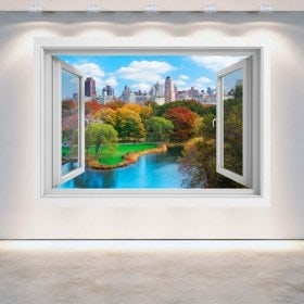 Ventanas 3D Central Park New York