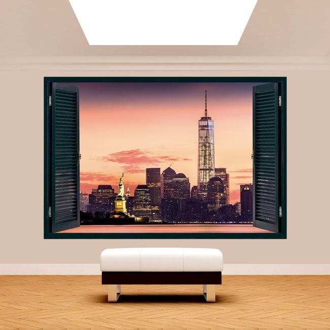 Ventanas 3D Nueva York