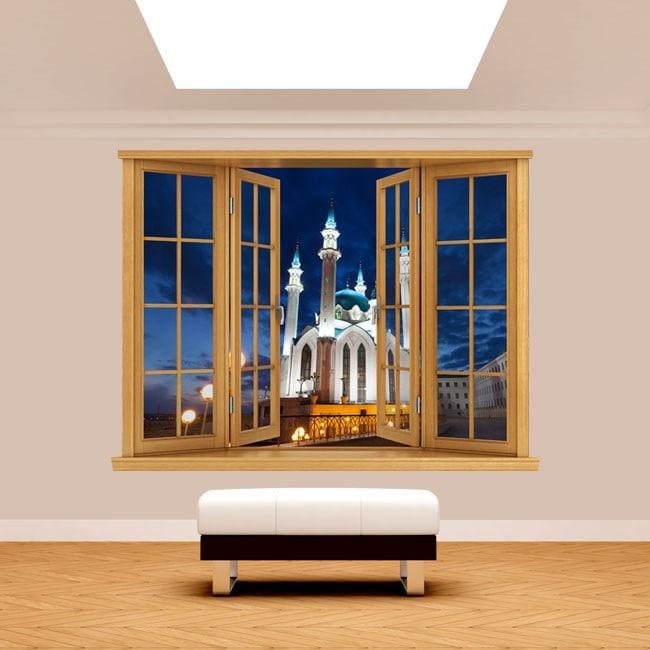 Ventanas 3D Mezquita Qol Šäri