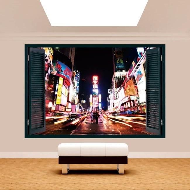 Ventanas 3D Times Square New York