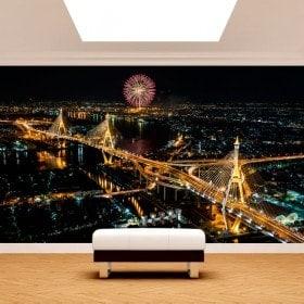 Fotomurales Ciudades Bangkok