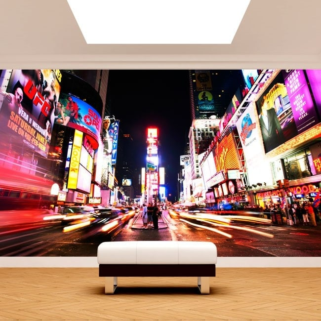 Fotomurales Times Square New York