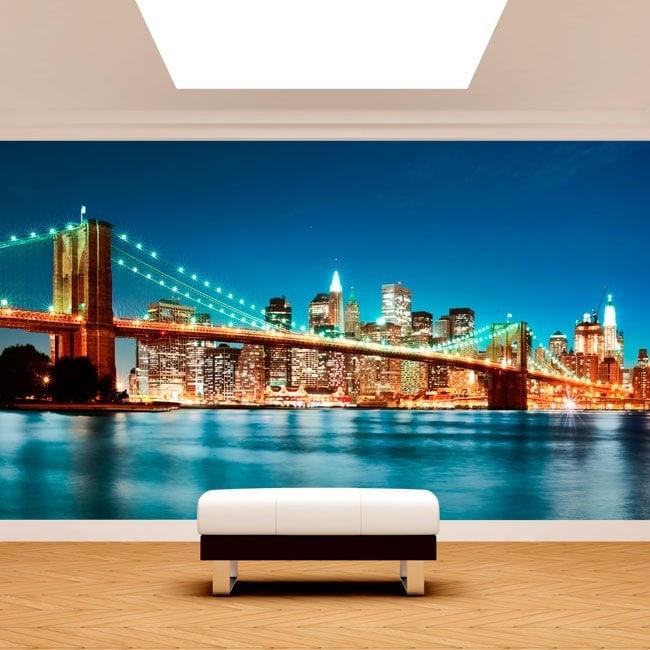 Fotomural Nueva York Ciudad