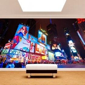 Fotomural Calles De Nueva York