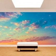 Fotomurales Nubes En El Cielo