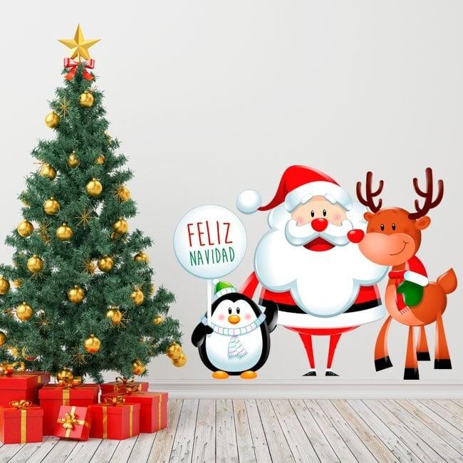 Vinilos De Navidad