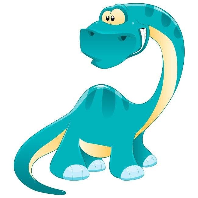 Vinilos infantiles dinosaurio for Vinilos para ninos bebes