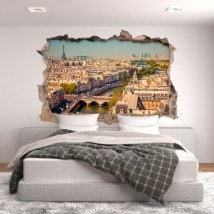 Vinilos 3D París