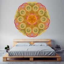 Pegatina Pared Mandala