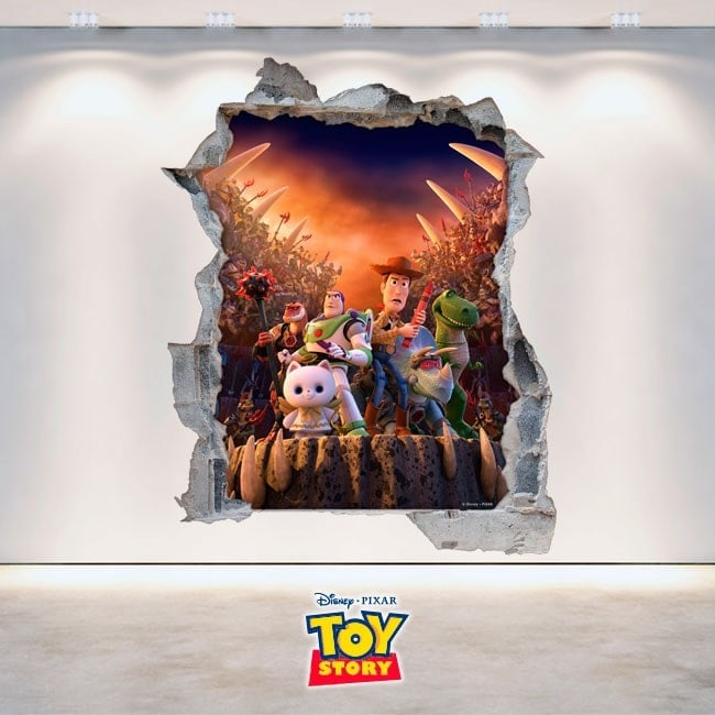 Vinilos Infantiles Toy Story That Time Forgot