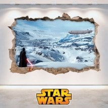 Vinilos Pared Star Wars