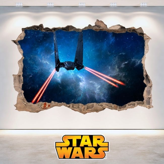 Pegatinas Pared Star Wars