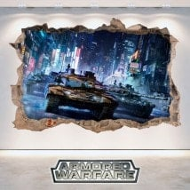 Vinilos Y Pegatinas Armored Warfare