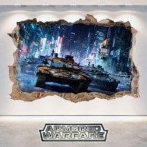 Vinilos Y Pegatinas Armored Warfare