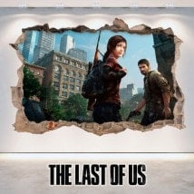 Vinilos Y Pegatinas The Last Of Us