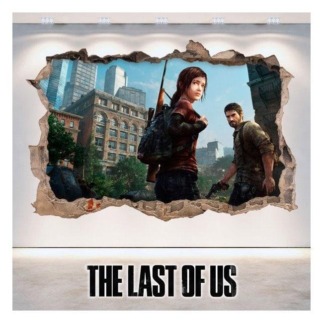 Vinilos Y Pegatinas The Last Of Us