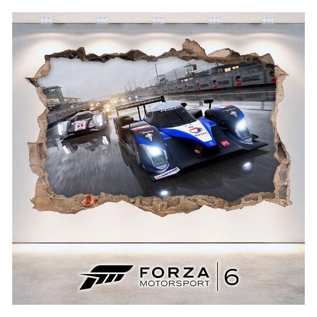 VInilos 3D Forza Motorsport 6