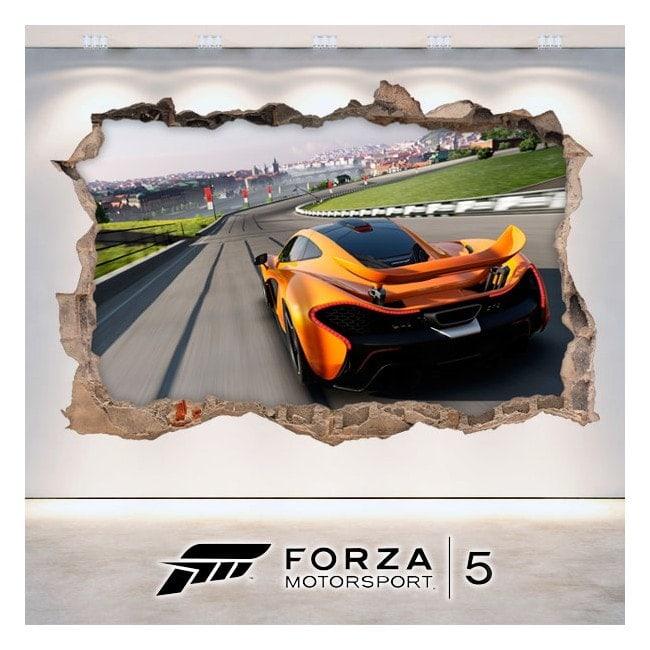 Vinilos Y Pegatinas 3D Forza Motorsport 5
