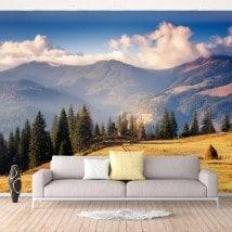 Fotomurales Montañas Y Naturaleza