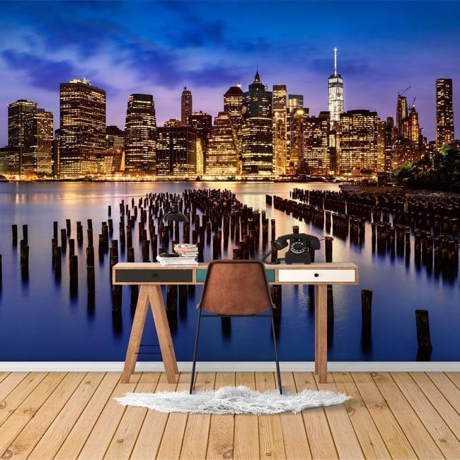 Fotomurales De Nueva York Ciudad
