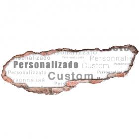 Pegatinas De Vinilo 3D Personalizadas
