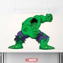 Vinilos Adhesivos Hulk