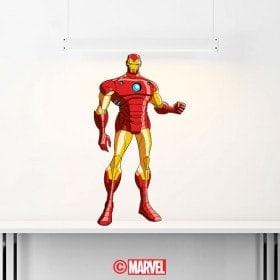 Vinilos Decorativos Iron Man