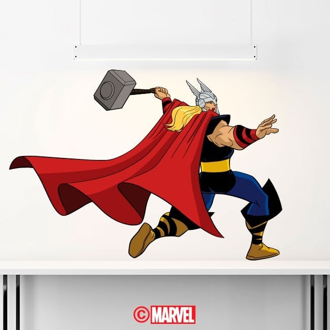 Vinilos Marvel Thor