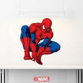 Vinilos Y Pegatinas Spiderman