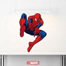 Pegatinas De Vinilos Spiderman