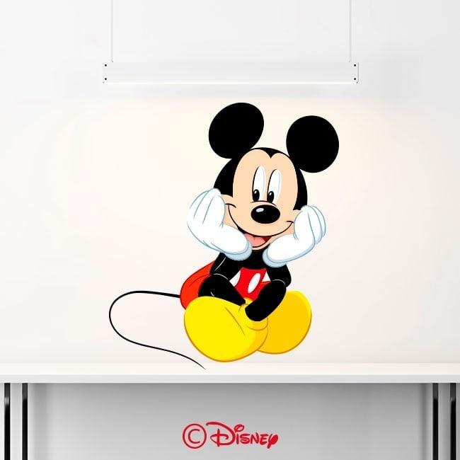 Vinilos Decorativos Mickey Mouse