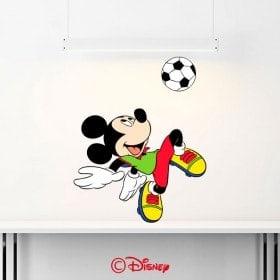 Vinilos Y Pegatinas Mickey Mouse