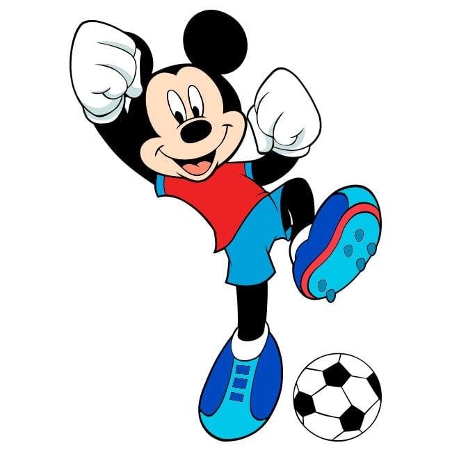 Vinilos Mickey Mouse Para Pared.Vinilos Mickey Mouse
