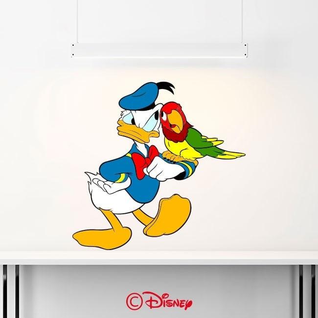 Pegatinas Y Vinilos Pato Donald