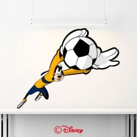 Vinilos De Pared Goofy Disney