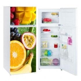 Vinilos para neveras y frigoríficos frutas