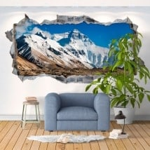 Vinilos decorativos 3d Everest