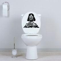Vinilos para baños y paredes star wars