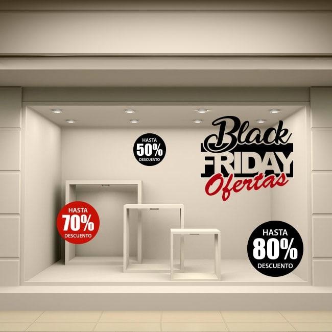 Vinilos adhesivos ofertas black friday