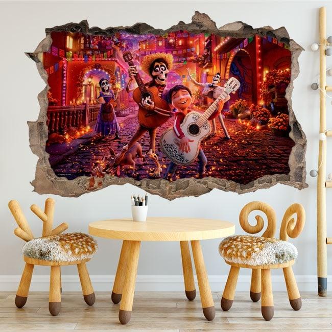 Vinilos y pegatinas Coco Disney Pixar