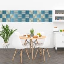 Vinilos decorativos azulejos y baldosas cocinas