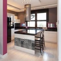 Vinilos azulejos para cocinas y baños