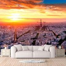 Fotomurales de vinilo ciudad de París