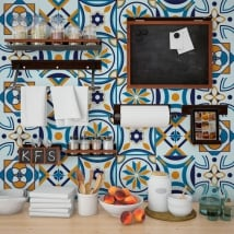 Vinilos para azulejos y baldosas