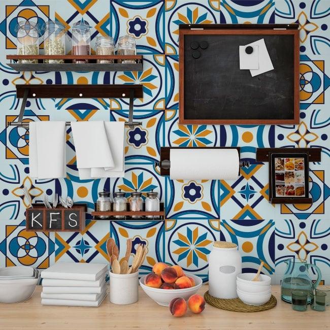 Vinilos para azulejos y baldosas - Vinilos decorativos azulejos ...