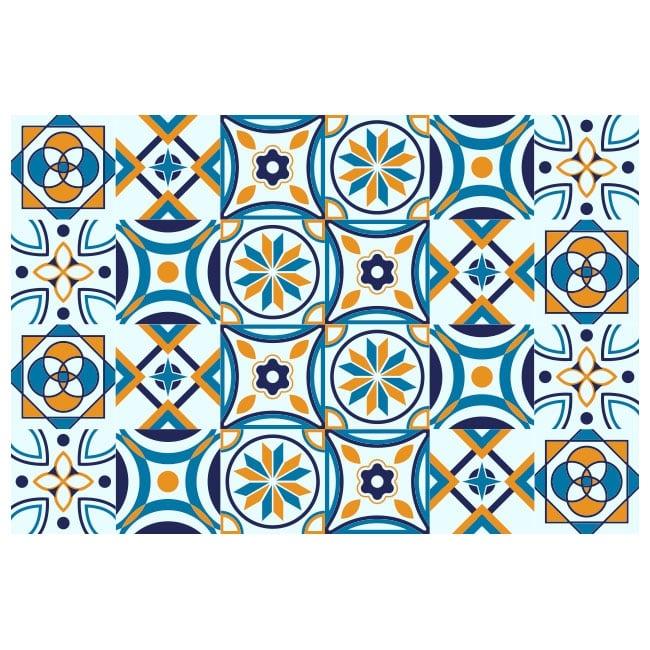 Vinilos para azulejos y baldosas - Pegatinas para azulejos ...