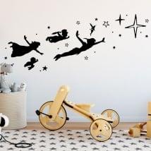 Vinilos infantiles de Peter Pan