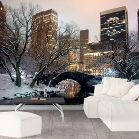 Fotomurales Central Park Nueva York